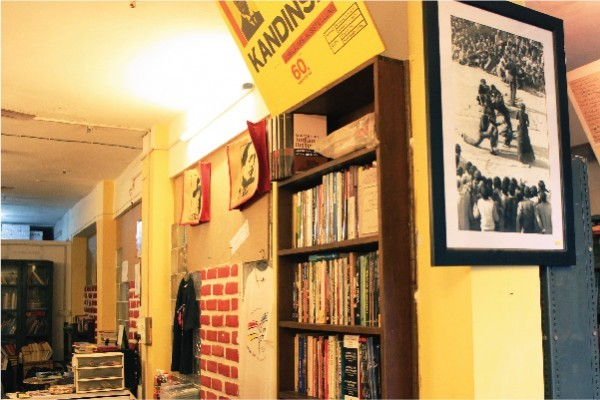 image of May Day Cafe and Bookstore