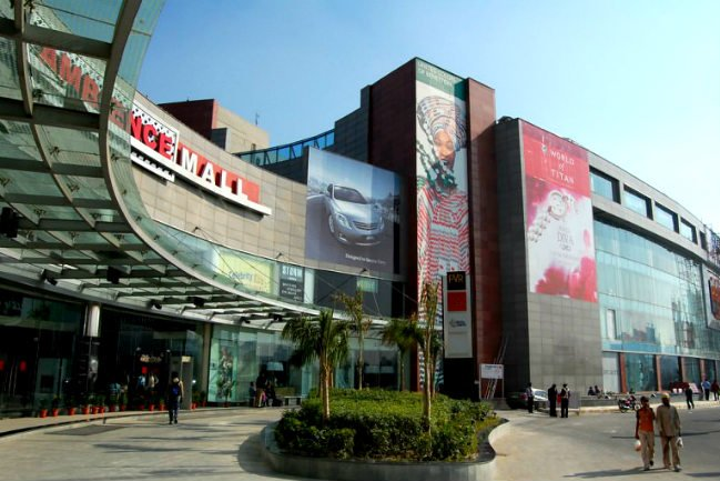 image of AMBIENCE MALL
