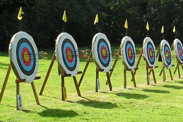 image of Archery at Jungle Adventures