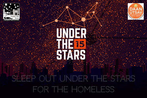 image of EARLY BIRD - Under the Stars - A Bangalore Sleep-Out For The Homeless