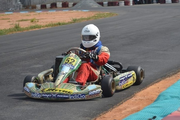 image of Rayo Racing - Exclusively for Professional Training - Go Karting in Mumbai