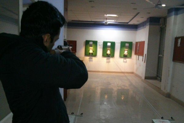 image of MISSION GOLD SHOOTING ACADEMY