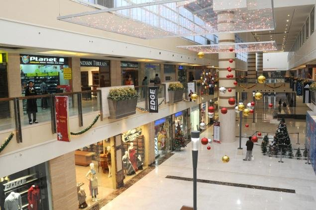image of THE DLF PLACE