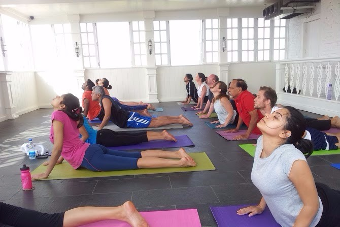 image of Total Yoga - Yoga Classes Around Bangalore