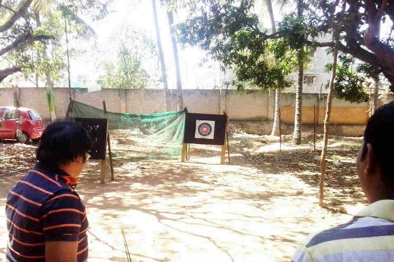 image of Archery @Adventure Unlimited