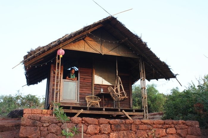 image of Kokani Bamboo Cottages, Boghwe - Pet Friendly Resorts Around Mumbai
