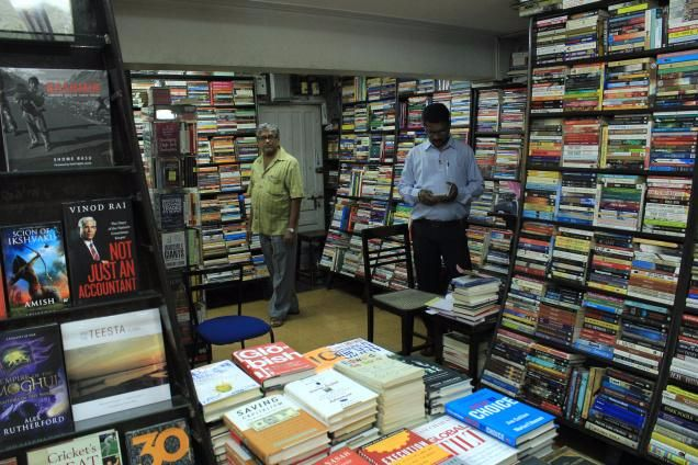 image of Strand Book Stall