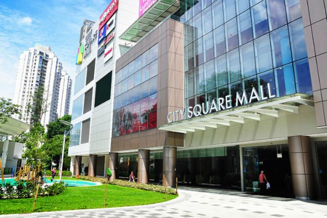 image of CITY SQUARE MALL