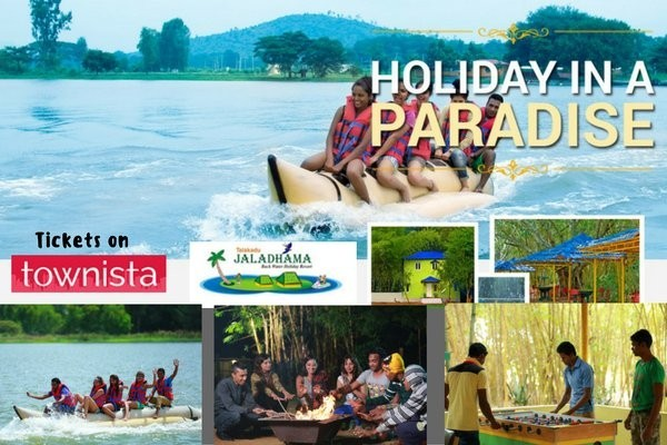 image of Holiday in a Paradise - Day Outing - Jaladhama Resort